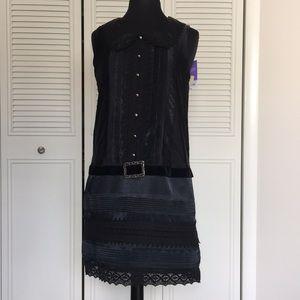 Anna Sui little black dress.